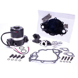 Prw 4430217 High-flow Electric Racing Water Pump Small Block Ford 302-351w
