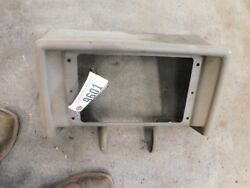 Case International Harvester Tractor Dash Cover Tag 9601