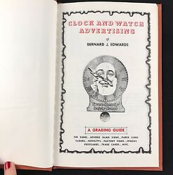 1976 Clocks And Watches Advertising By Bernard J Edwards Print 973 Of 1000