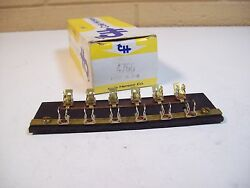 Cole Hersee 4766 Fuse Block - Nos - Free Shipping