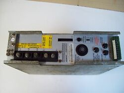 INDRAMAT TVM 2-1-050-W1-115V A.C. SERVO POWER SUPPLY - USED - FREE SHIPPING