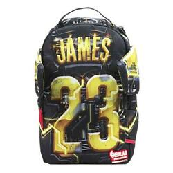 Brand New SPRAYGROUND LeBron James Elysium Wings Deluxe Bag Backpack $74.99