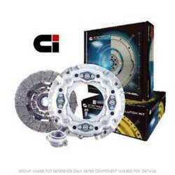 Clutch kit fits Mercedes Benz Actros 11.9 Ltr TDI OM501LA -2001 Onwards