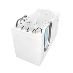 Ella's Bubbles HMH3057-HB Deluxe Hydro and Microbubble with Heated Seat 30