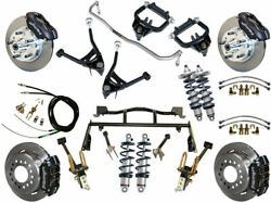 Wilwood Coilover & 4-Link System & Wilwood Disc Brake Kit11