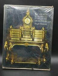 Cabinet Makers and Furniture Designers Hugh Honour 1969 Hard Cover