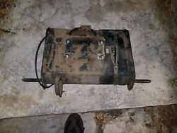 Craftsman Chipper Vacuum 247.77630 Drive System Chain Case Axle Transmission