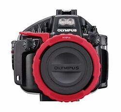 Olympus Waterproof Protector Pt-Ep14 E-M1 Mark Ii For Waterproof Protector Pt-Ep