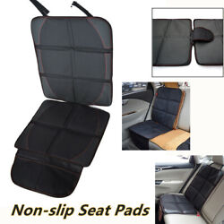 1waterproof Car Seat Children Safety Cushion Protector Cover Black Infant Seats