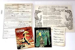 66' Lot U.s. Navy Vietnam War Letters Records Guide Domain Collectible Documents