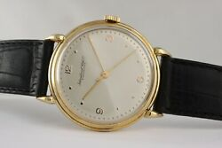 Vintage Stunning Watch 36mm Unusual Gold Case Cal. 89
