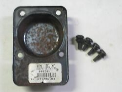 Homelite Leaf Blower 08026-h Blower Crankcase Cover Part Ps02130