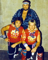 Rock And Roll Express And Don Kernodle Wrestler 8 X 10 Wrestling Photo Nwa