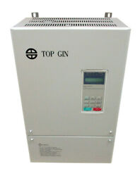 Top Gin Motor Inverter Vfd Variable Frequency Drive 380v 30kw/40hp 3ph