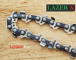 8 Pack 16 Chainsaw Chain 3/8lp-050-55dl And 4 44dl Chains Total 8 Chains