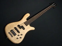 Warwick Streamer LX 4st Flame Maple Top Natural