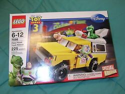 New Lego Toy Story Pizza Planet Truck Rescue 7598