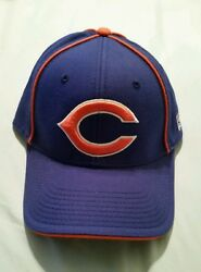 Chicago Bears Nfl Royal Blue The Game 7 1/4 Size Pro Fit Ball Cap Hat