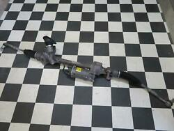 2016 Lamborghini Huracan Lp580 Rack And Pinion Steering Gear Assembly 4s1423072r