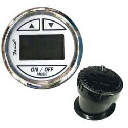 Faria 2 Depth Sounder With In-hull Mount Transducer 13851