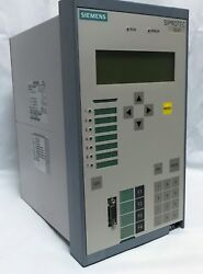 Siemens 7sj61 Siprotec 7sj6112-5eb22-1hb0/ff Overcurrent Protection And Control L2
