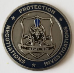 Philadelphia Police Dept Counter Terrorism Operations Dignitary Protection 1.75