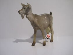 13102 Schleich Nanny Goat - White Version With Tag Ref1d321
