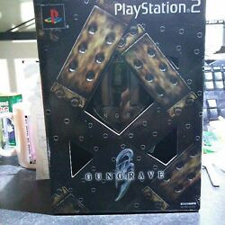 Ps2 Playstation2 Gungrave Figure Limited Edition Kaiyodo Used F/s Japan