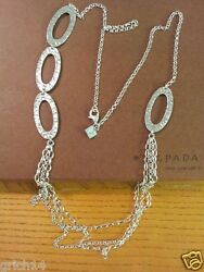 Silpada Retired Sterling Silver Necklace 32 Lobster Clasp N1720