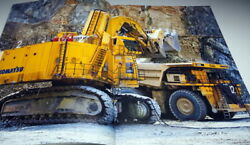 The World Of Monster Machines Giant Heavy Construction Equipment Book 0972