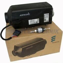 Espar Eberspacher Airtronic D4 12v Heater Body And Fuel Pump Only   252113050000