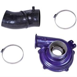 Ats Diesel Ported Compressor Housing W/4-inch Boot