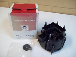 Delco Remy 1894979 Distributor Cap 1978-87 Gm D335 - Nos - Free Shipping