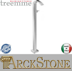 Mixer Tap Single Knob Washbasin From The Ground Taps Treemme Archeand039 Brass Chrome