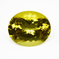 44.85ct Natural Earth Mined Gemstones Unique Collection Yellow Color Scapolite