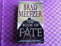 The Book Of Fate By Meltzer Freemason History Thomas Jefferson Codes Mystery D.c