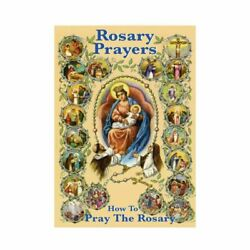 How To Pray The Rosary Booklet