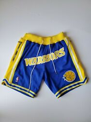 Just Don Mitchell And Ness Golden State Warriors Shorts Draymond V1 S Parade Curry