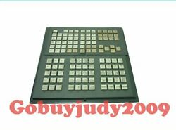 1pc Used Fanuc A02b-0309-c242 Membrane Keypad Tested In Good Condition