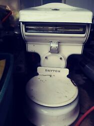 Old Vintage Meat Scale