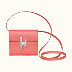 Brand New Hermes Cinhetic mini wallet - Authentic with Tag