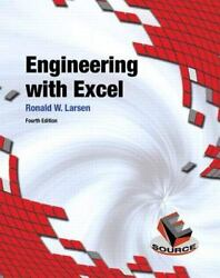 Engineering With Excel 4th Edition By Larsen Ronald W.
