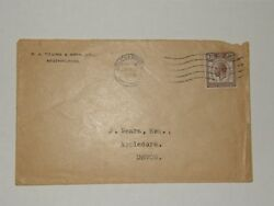 A286 K.g.v 1929 10th May One And Half Penny U.p.u First Day Cover