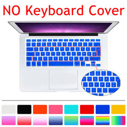 Norwegian No Uk/eu Keyboard Cover For Macbook Pro Air Retian 13 15 17 Soft Silm
