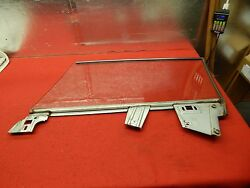 Used 65 66 Galaxie 500 500 Xl Convertible Lh Front Door Window Glass Assy