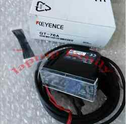 New in box KEYENCE Contact Sensor Amplifier GT-76A GT76A