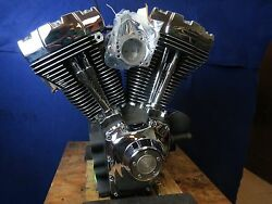 07 Harley Ultra Classic Touring Motor Top End Performance Rebuild 103 W/ Sands