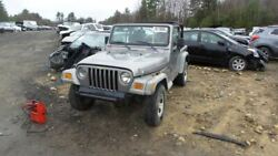 Front Axle Dana 30 LHD 3.73 Ratio Without ABS Fits 97-06 WRANGLER 466923