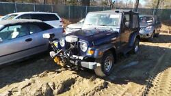Front Axle Dana 30 LHD 3.73 Ratio Without ABS Fits 97-06 WRANGLER 460398