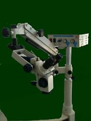 5 Step Portable Dental Microscope For Dentist Medical And Lab Equipment